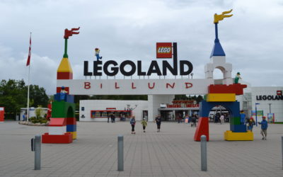 Familietur til Legoland